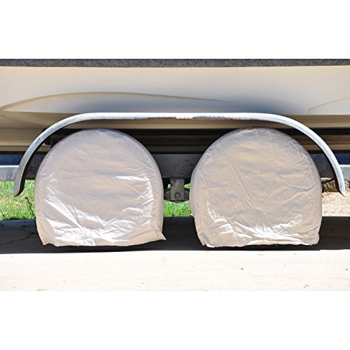 RV & Trailer Wheel & Tire Covers