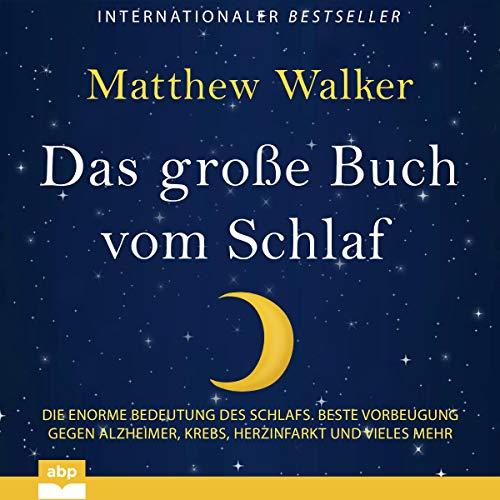Das große Buch vom Schlaf Titelbild