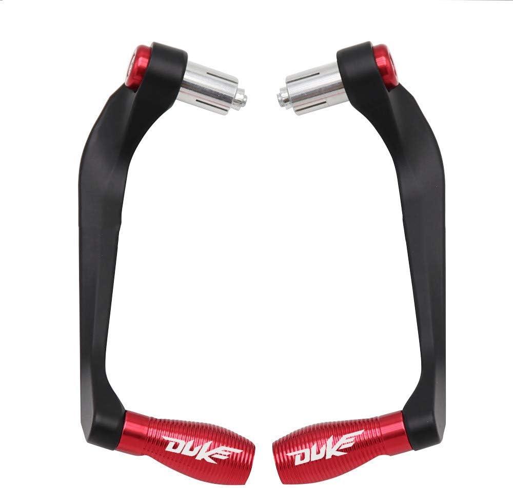 Garde de levier de moto pour K T M DUKE 125 390 250 200 690 2016-2019 CNC Guidon Poign/ées Garde Protection Moto Accessoires