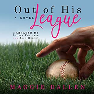 Out of His League audiobook cover art