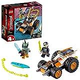 Lego 71706 NINJAGO 4+ Coles Speeder, Prime Empire Rennwagen Spielzeug für Vorschulkinder - Lego Ninjago