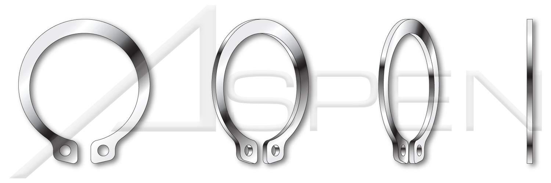 Max 49% OFF 30 pcs M25 DIN 471 Rings Metric price Stainle Retaining External