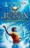Percy Jackson y los dioses del Olimpo - La serie completa: (pack con: El ladrón del rayo | El mar de los monstruos | La maldición del Titán | La batalla del laberinto | El último héroe del Olimpo)