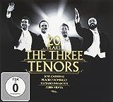 Drei Tenöre 20 Jahre Jubiläums-Edition (Ltd.Ed.) (CD+DVD) - Carreras