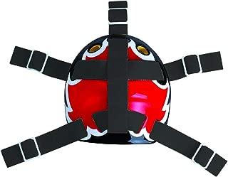A&R Sports Open Back Goalie Helmet Harness - Black
