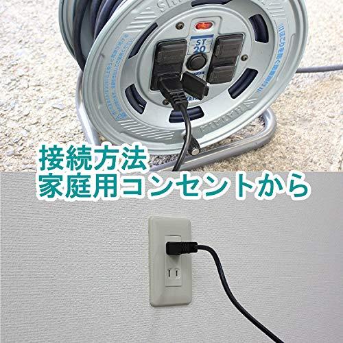 メルテック電動インパクトレンチソケットサイズ:ロングタイプ19/21mmAC100V締付トルク:250Nカーボンブラシ2個入りMeltecFT-50P