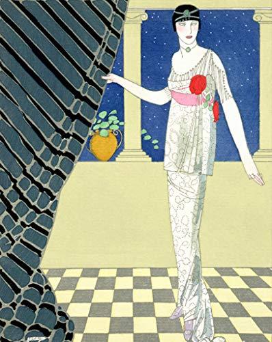 Kunst für Alle Impresión artística/Póster: Georges Barbier My Guests Have Not Arrived...
