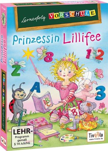 Lernerfolg Vorschule - Prinzessin Lillifee