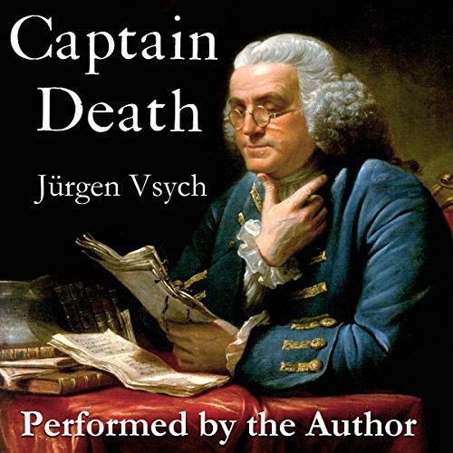 Captain Death audiobook cover art