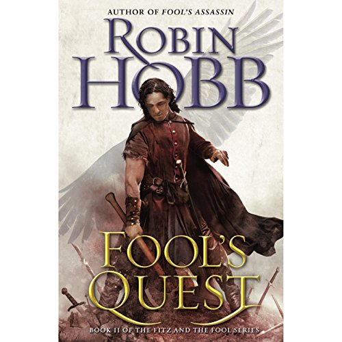 Fool's Quest audiobook cover art
