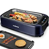 Indoor Grill Electric Grill Grid...