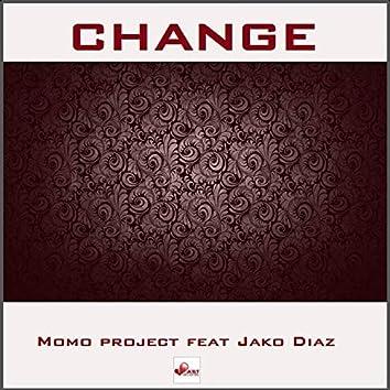 Change (feat. Jako Diaz)