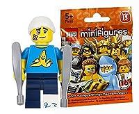 レゴ(LEGO) ミニフィギュア シリーズ15 ドジな男 (未開封品)|LEGO Minifigures Series15 Clumsy Guy 【71011-4】