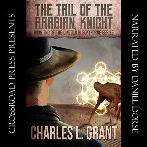 The Tail of the Arabian, Knight audiobook cover art