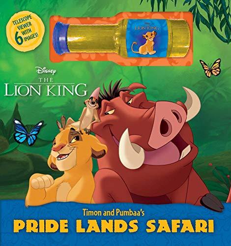 Disney The Lion King Timon and Pumbaas Pride Lands Safari