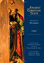 Homilies on Numbers (Ancient Christian Texts)
