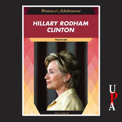 Hillary Rodham Clinton cover art