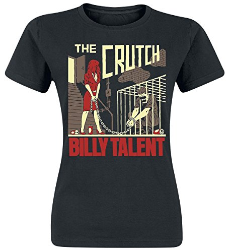 Billy Talent The Crutch Girl-Shirt schwarz L