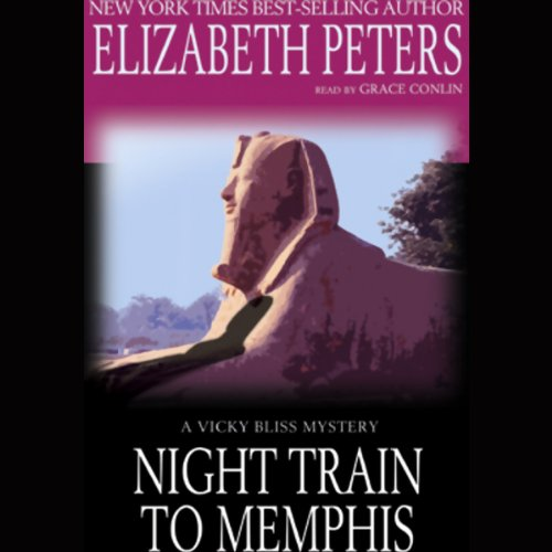 Night Train to Memphis Audiobook By Elizabeth Peters cover art