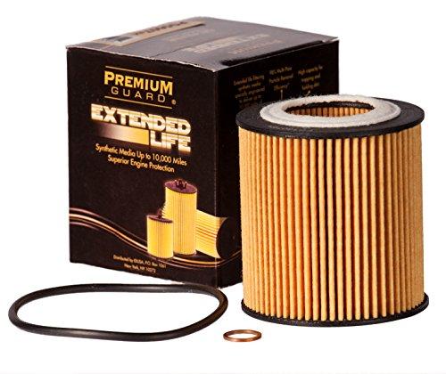PG Oil Filter, Extended Life PG5607EX   Fits BMW 2007-18 X5, 2007-16 328i, 2007-17 X3, 2007-15 335i, 2009-16 328i xDrive, 535i xDrive, 2008-16 535i, 2010-15 X1, 2006-13 325i, 2008-13 528i