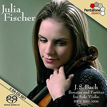 Bach: Sonatas and Partitas for Solo Violin