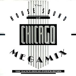 Various - The House Sound Of Chicago Megamix (The Dance-House-Power-Remix) - D.J. International Records - D.J. 33-1006-45, BCM Records - D.J. 33-1006-45