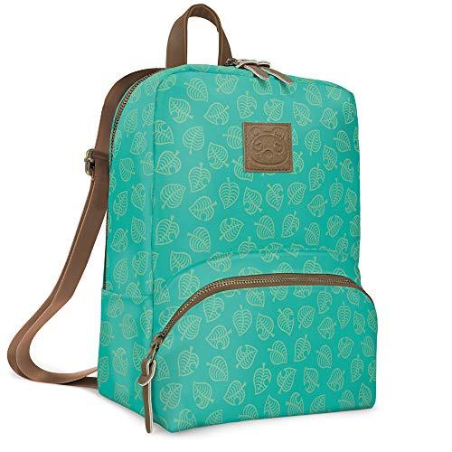 Controller Gear Animal Crossing: New Horizons Bag & Mini Backpack for Women, Girl's, Kids. Nintendo...