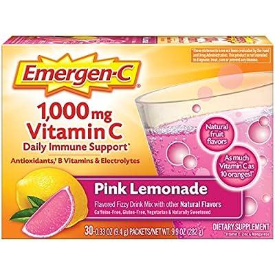 Emergen-C Immune Support