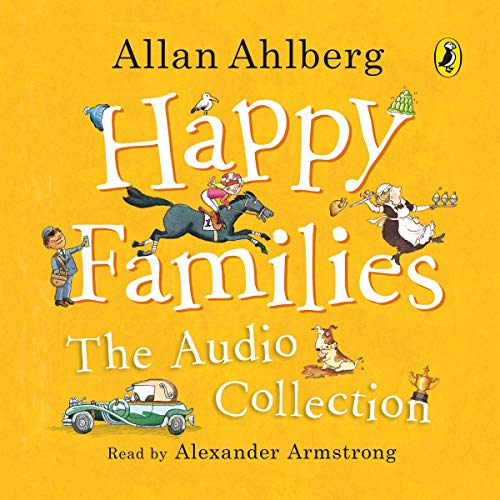 Happy Families: The Audio Collection audiobook cover art