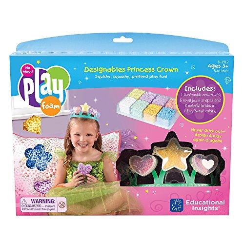 Educational Insights Playfoam Playtime Designables Crown