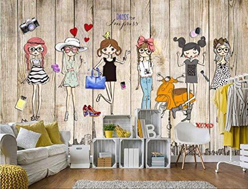 Mural Poster Fotomurales Los murales de papel tapiz papel tapiz personalizado Aceite de...