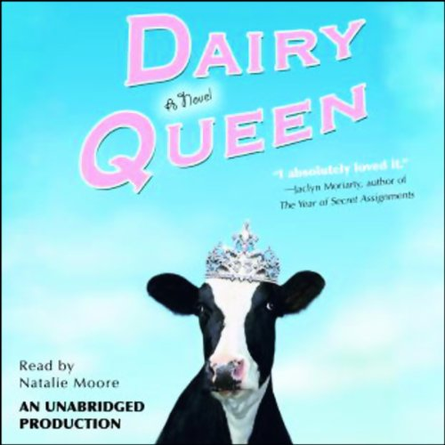 Dairy Queen audiobook cover art