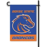 NCAA Boise State Broncos 2-Sided Garden Flag
