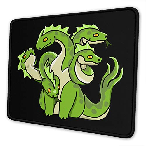 Cute Hydra Gaming Mouse Pad, Waterproof Mouse Pad, Non-Slip Rubber Mouse Pad.