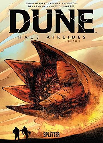 Dune: Haus Atreides (Graphic Novel). Band 1 (limitierte Vorzugsausgabe)
