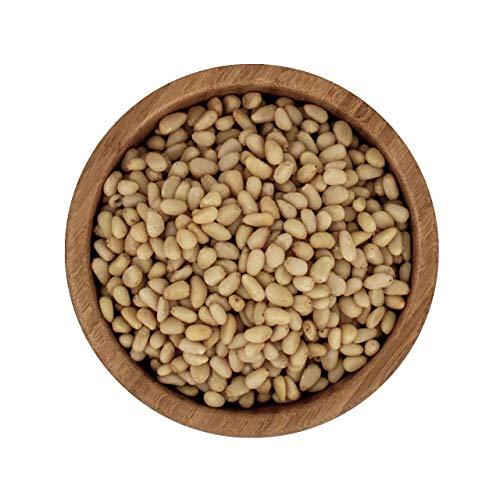 ecoterra Bio Zedernkerne | Vorratspackung | 1 kg