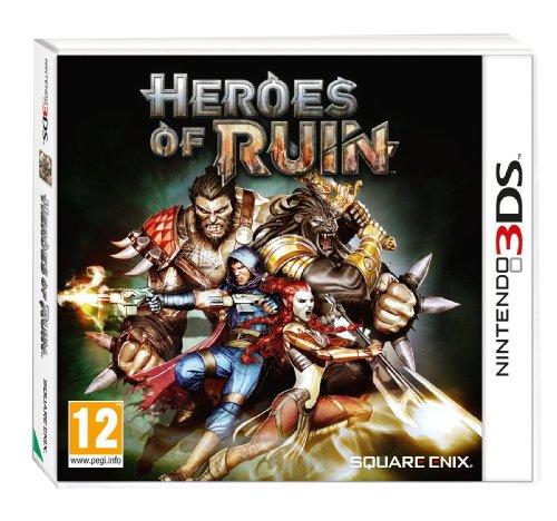 NINTENDO HEROES OF RUIN [Edizione: Regno Unito]