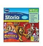 Vtech - 230905 - Storio 2 et générations suivantes - Jeu éducatif - Madagascar 3