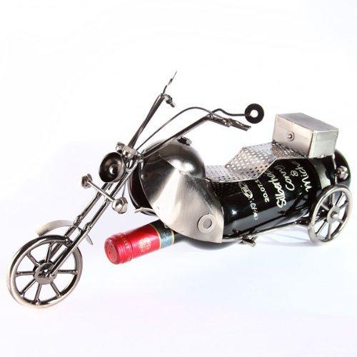 Udo Schmidt Flaschenhalter aus Metall - Motorrad -
