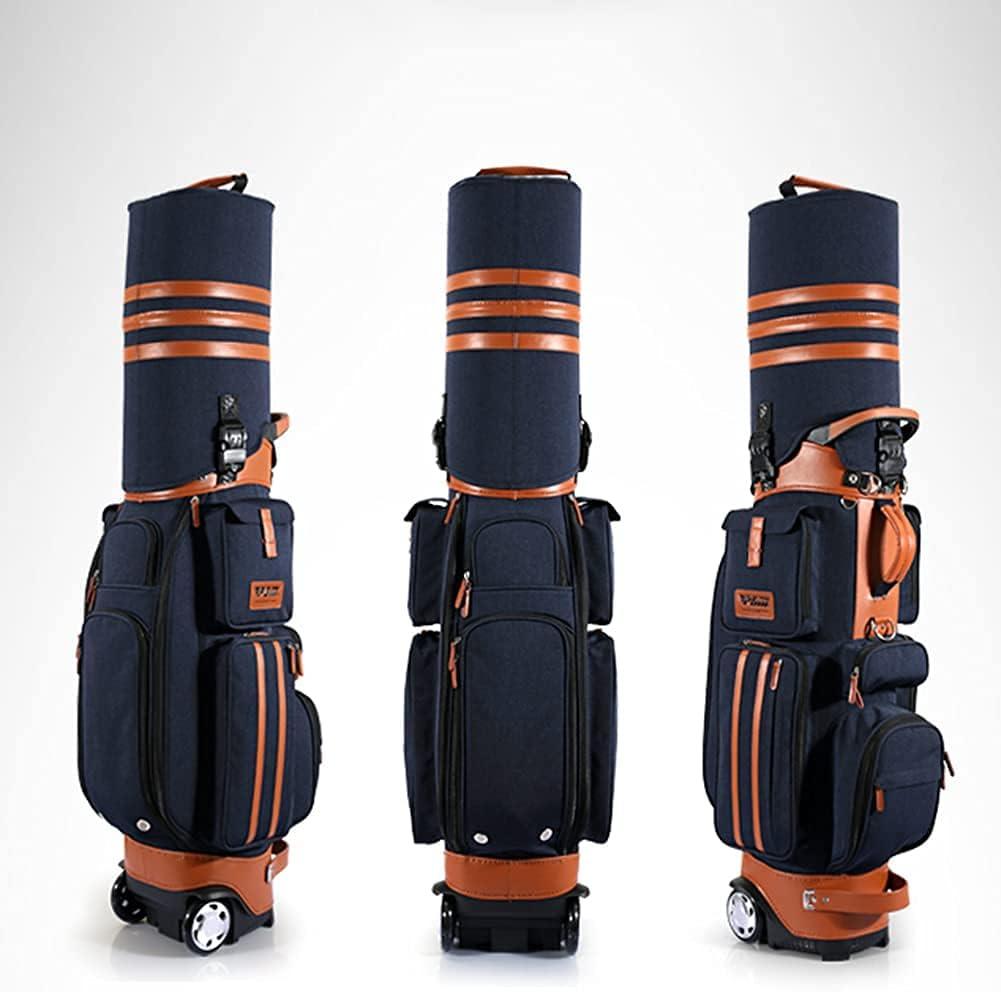 HGJINFANF Golf Sales Stand [Alternative dealer] Bag for Club Men wi Cart Carry
