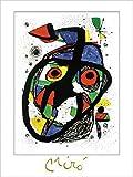 1art1 Joan Miró - Carota, 1978 Poster Kunstdruck 80 x 60