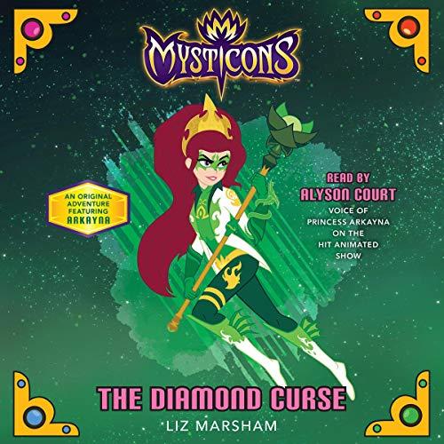Mysticons: The Diamond Curse cover art