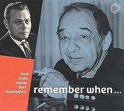 Remember When Paul Kuhn. [Import]