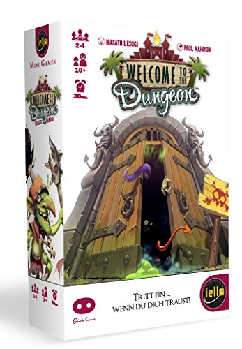 IELLO 515026 Welcome to The Dungeon