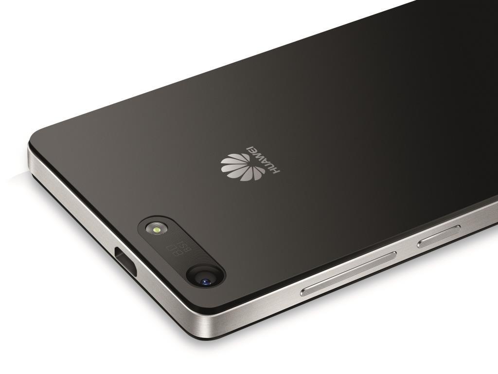 Huawei Ascend P7 mini - Smartphone libre (pantalla 4.5