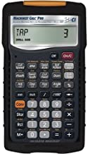$189 » Calculated Industries 4087 Machinist Calc Advanced Machining Math and Reference Tool