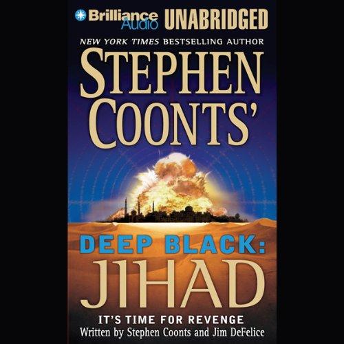 Deep Black: Jihad audiobook cover art