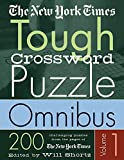 The New York Times Tough Crossword Puzzle Omnibus Volume 1 (New York Times Tough Crossword Puzzles)