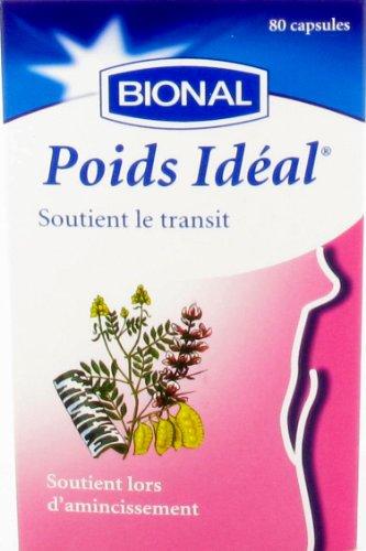 Poids Ideal - 80 capsules