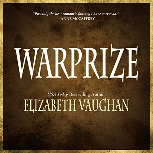 Warprize audiobook cover art